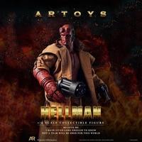 1/6 весы полный набор Hellman HellBoy Anung Un Rama мужской мальчик 12' экшн коллекции фигурок игрушки подарки фигурка W 3 головки