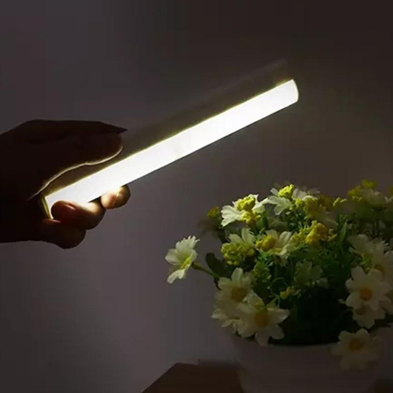 YAM автоматическое зондирование Настенные светильники LED инфракрасный индукционный датчик движения лампа шкаф