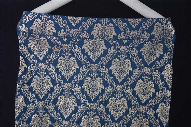 Fashion long islamic skirts Bronzing picture long skirt muslim dubai dresses for women abaya for muslim girls formal kaftan