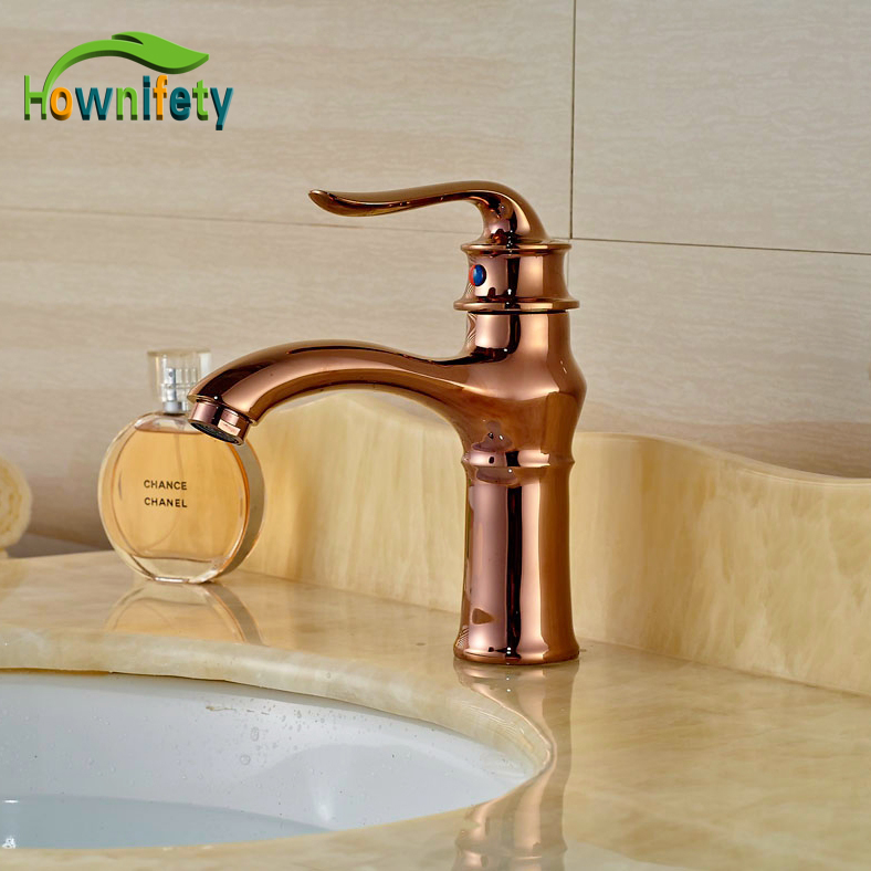 Contemporary Rose Golden Finish Basin Faucet Bathroom Vessel Sink Tap Mixer Tap Deck Mount чехол для apple iphone 6 plus iphone 6s plus silicone case green