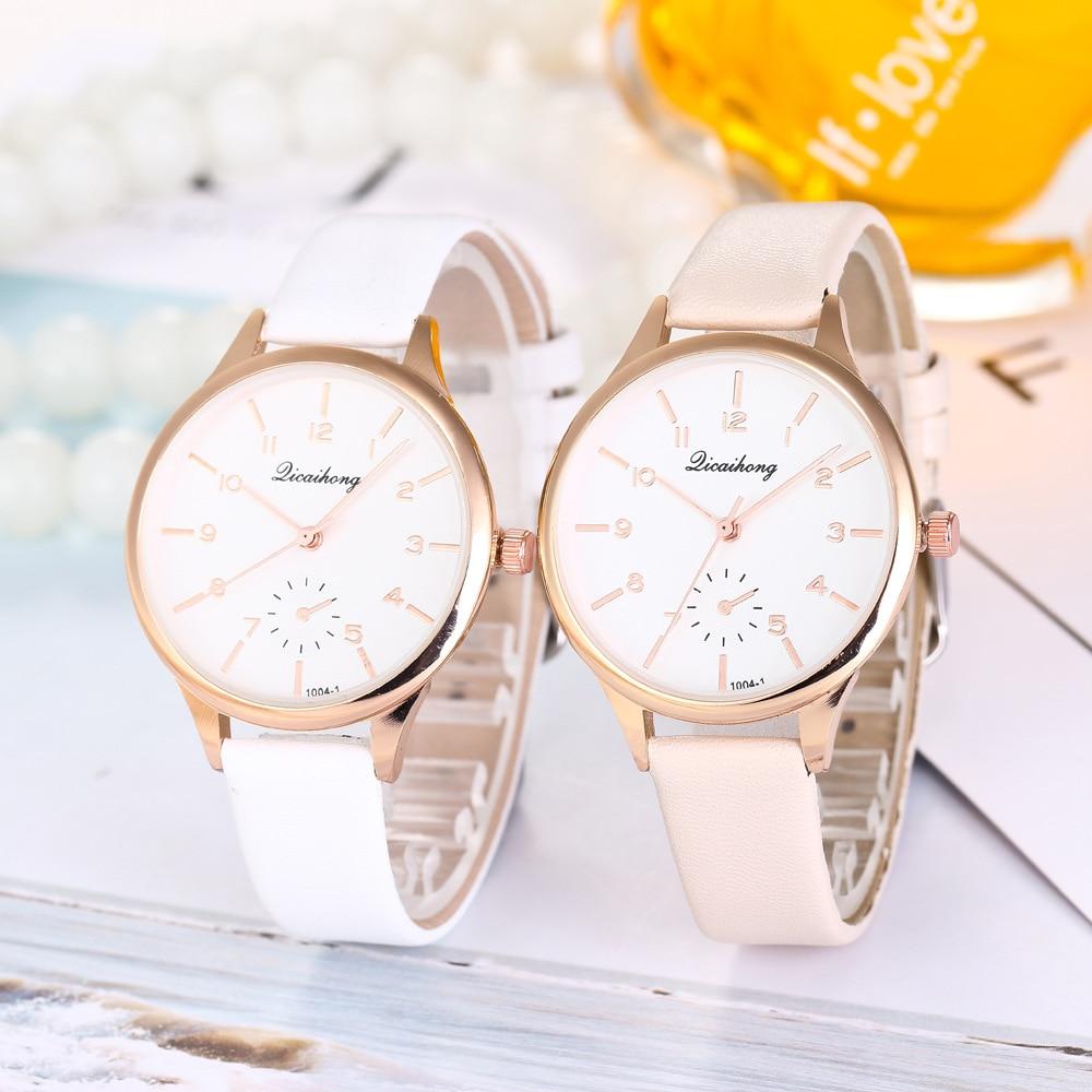 лучшая цена Women Watches Watch Dropshipping Gift Female Models Fashion Belt Watch