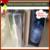 """El Calor Del Cuerpo del Carro SUV del coche de Amortiguación de Sonido Aislamiento Térmico Papel De Aluminio de 14 """"x 40"""" Material de Algodón de Control de Ruido"""