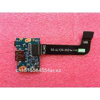 laptop original LENOVO thinkpad X1 Carbon GEN 2\3 USB BOARD 04X5599 55.4LY03.001G