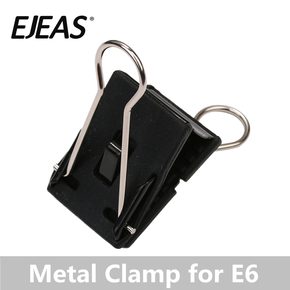 Universale Metal Helmet Clamp For EJEAS E2 E6 TTS Two-way Motorcycle Intercoms