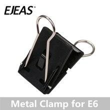 Универсале металлический шлем зажим для ejeas E2 E6 TTS Двусторонняя мотоцикл домофоны