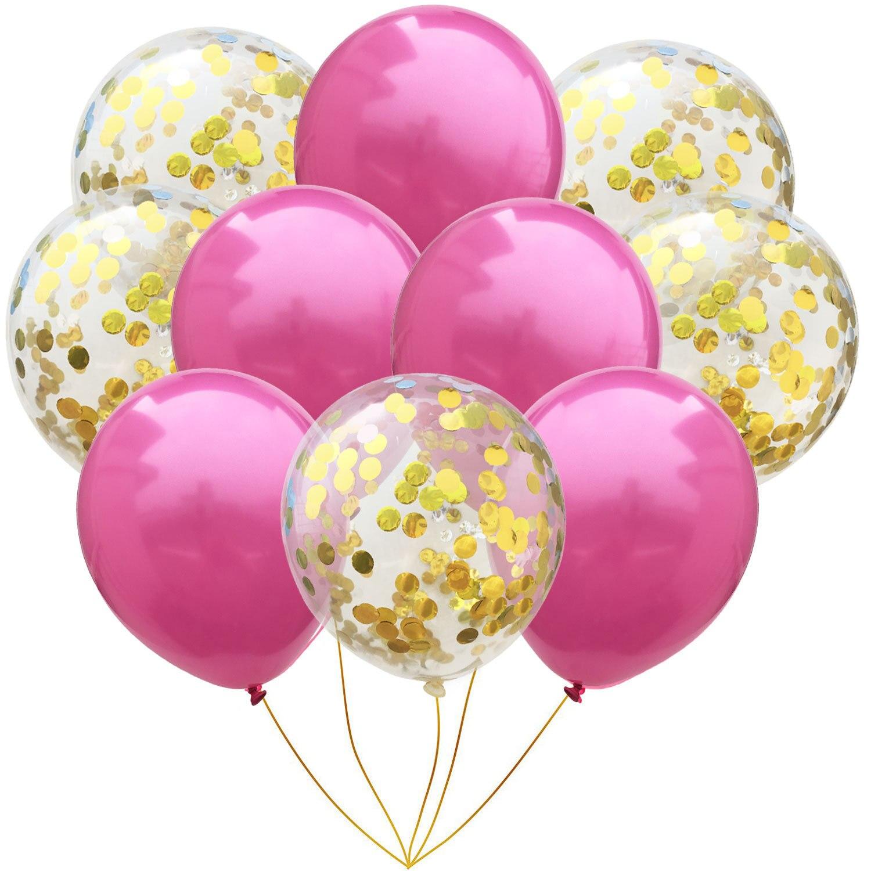 10 шт./упак. надувной шарик игрушка 10 дюймов на день рождения, свадьбу, розовый шар цвета розового золота надувные игрушки Фотофон с изображением мультяшной шляпы Детская Вечеринка игрушечная шапка - Цвет: rose gold