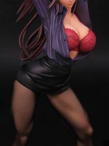 Image 5 - יפני Daiki אנימה Otome Kurosama סקסי ילדה PVC פעולה איור 27cm אנימה סקסי דמויות צעצועי אנימה איור צעצועים