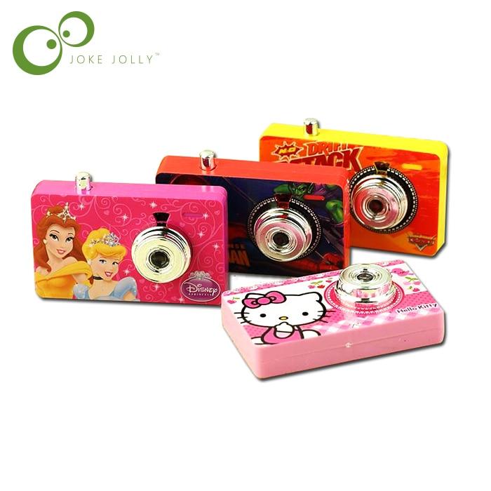 children kids toy camera simulation kids digital camera hello kitty princess cars spiderman educational toys for