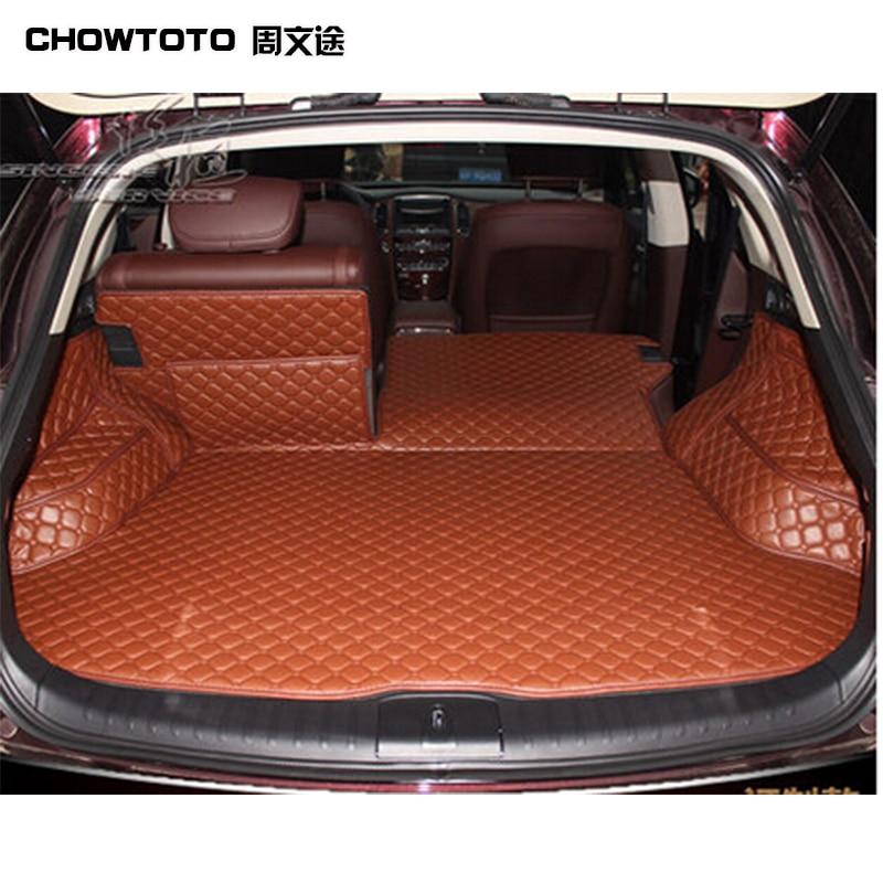 CHOWTOTO AA QX50 Lagguge Pad üçün İnfiniti QX50 - Avtomobil daxili aksesuarları - Fotoqrafiya 1