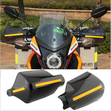Motorcycle Hand Guard Handguard Shield Windproof Motorbike Motocross Universal Protectors Modification Part Protective Gear