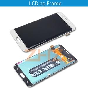 """Image 4 - ЖК дисплей для Samsung Galaxy S6 Edge Plus G928 G928F, сенсорный экран в сборе, сменные детали для 5,7 """"SAMSUNG S6 Edge Plus, ЖК дисплей"""