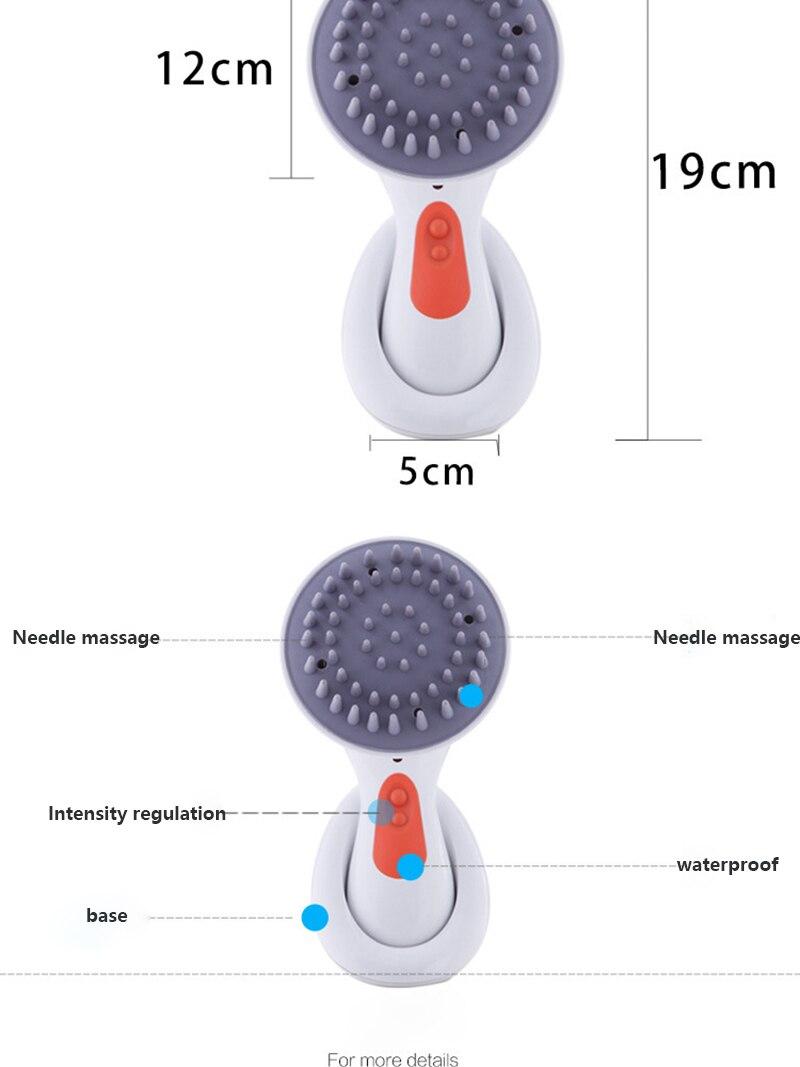 kopfmassagegerät elektrisch test