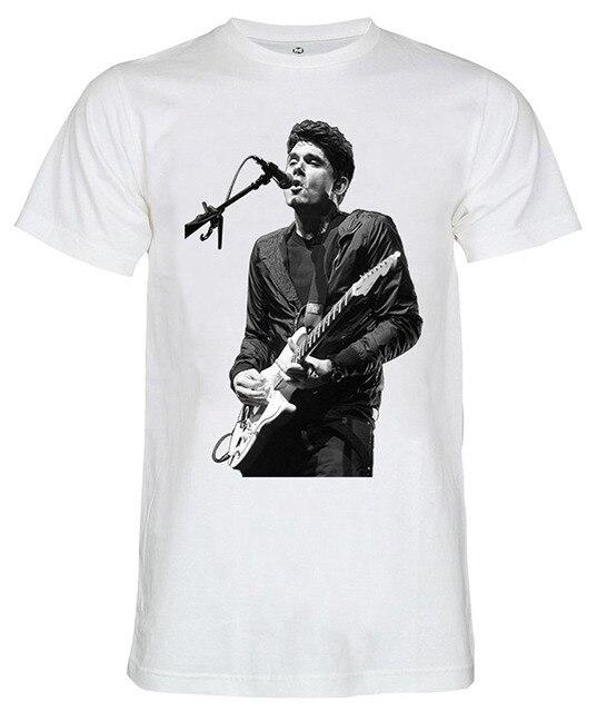 30b16146ef06 ... FOREIGNER-Cheap-Trick-40th-Anniversary-Summer-Tour-2017-. Cheap T Shirts  100% Cotton John Mayer Live Concert Rock Music Unisex T-Shirt