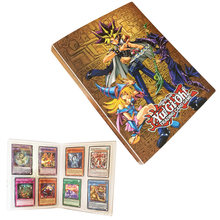 1 Piece Yu Gi Oh Cards Collection Book Card Storage Finishing For Yu Gi Oh accommodate at most 112Pcs Cards(China)