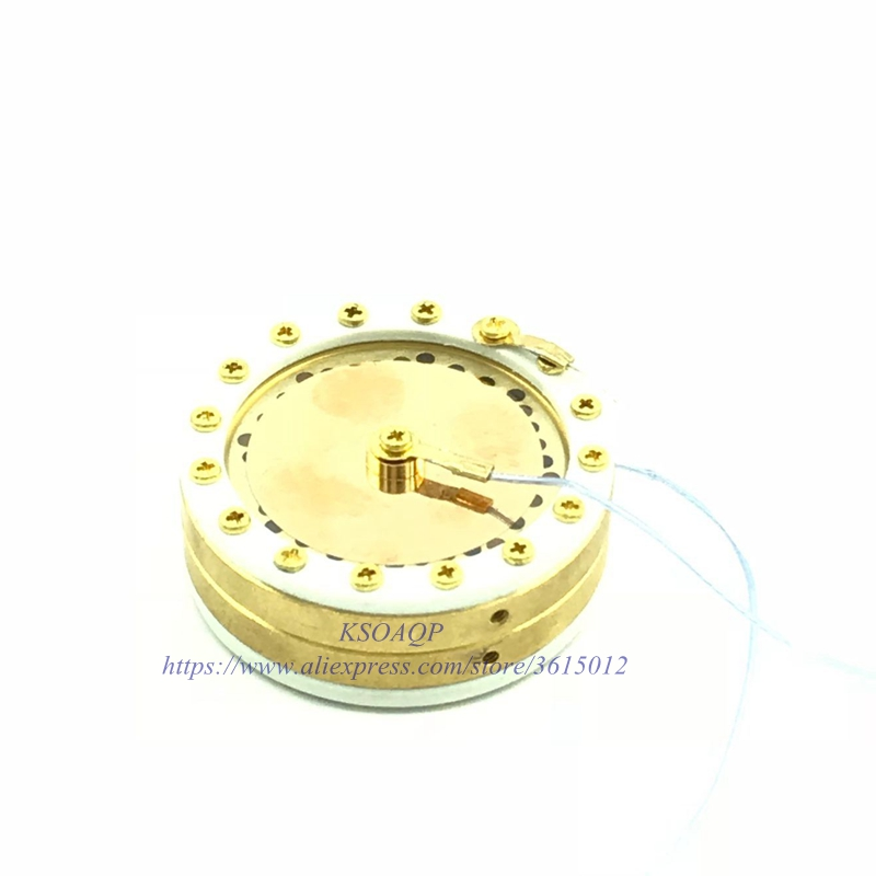 34mm Double Sided Diaphragm Condenser Microphone replacment Capsule DIY Mods