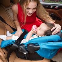 3C Сертификация ребенка корзина новорожденного безопасности автокресло для автомобиля спальные корзины детская кроватка