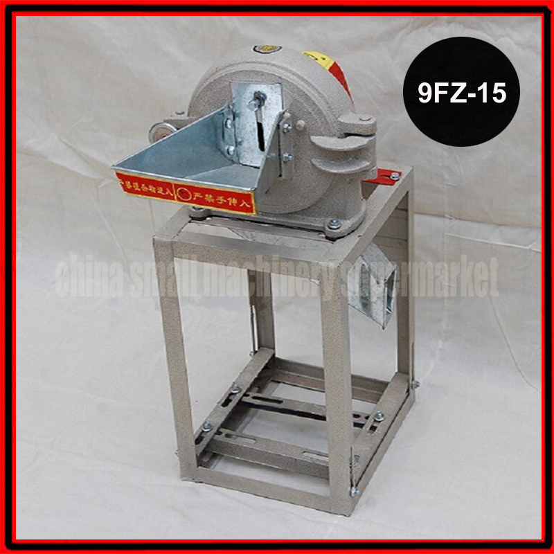 Home Appliances Factory Price Tooth Claw Crusher 9fz Pepper Grinding Machine Commercial Spice Grinder Chili Powder Making Machine Grain Crusher A Plastic Case Is Compartmentalized For Safe Storage Kitchen Appliances