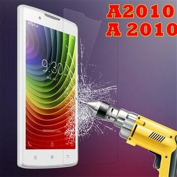 Cristal templado HD 9H para Lenovo A2010 A 2010 Angus2 Angus 2 4,5 protector de pantalla sklo film para teléfono móvil smartphone Lenovo