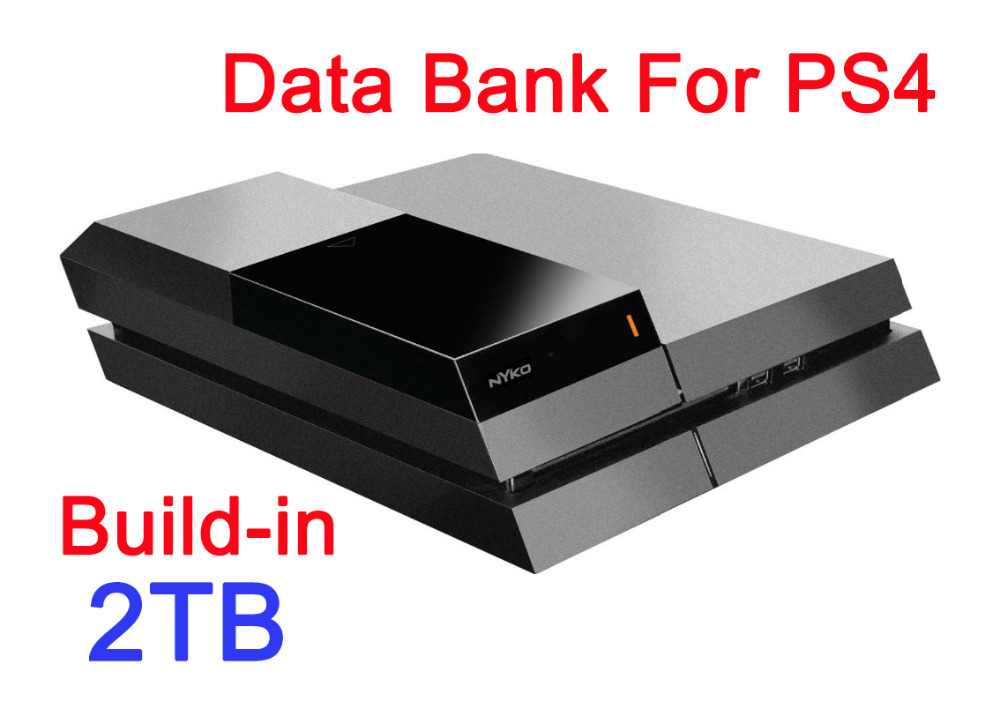 где купить BitFunx@New 2TB HDD Drive Upgrade Bundle for the PlayStation 4 (Includes HDD and Nyko Data Bank) дешево