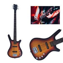 Electric Guitar Basses High Quality For Beginner Xmas Birthday Gifts Lesson