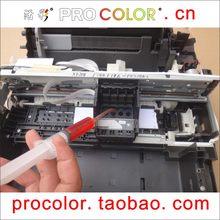 7741 774 664 kit tinta Corante líquido De Limpeza do cabeçote de impressão para EPSON ET-3600 ET-4550 ET-16500 ET3600 ET4550 ET16500 ET 3600 L605 impressora