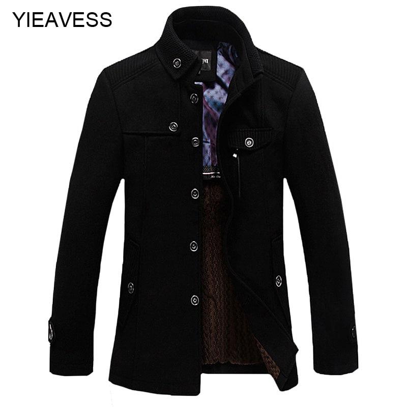 Jauns zīmola apģērbs 2018 ziemas jakas vīriešiem un parkiem - Vīriešu apģērbi