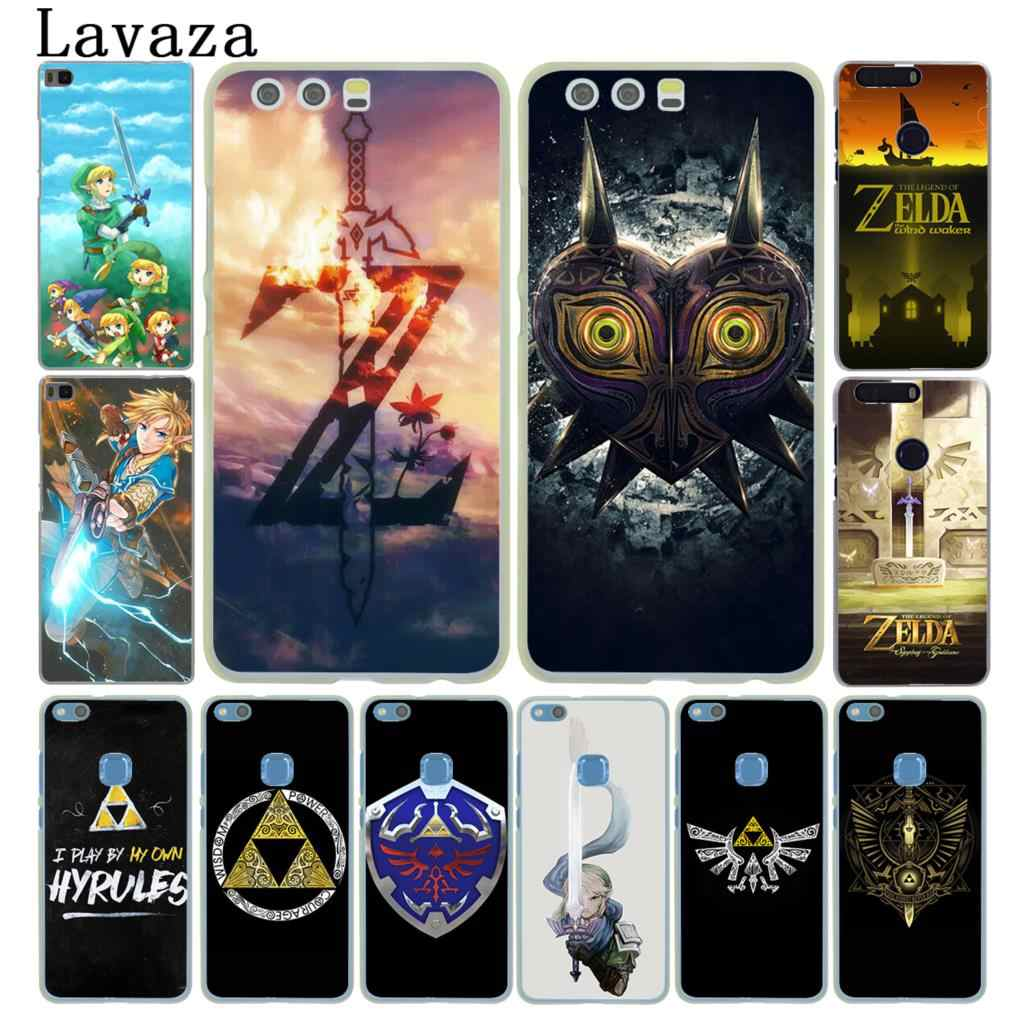 Lavaza the Legend Of Zelda Hard Case for Huawei P30 Pro P20 P10 P9 Plus P8 Lite Mini 2016 2017 P smart Z 2019 Cover