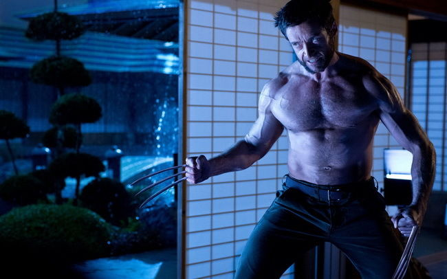 07 The Wolverine 2013 - Hot Movie Film 22x14 Poster image