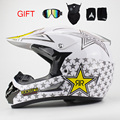2016 new design mens motocross helmet motocicleta casco capacete motorcycle helmet off road racing DIRT BIKE moto helmet WLT-125
