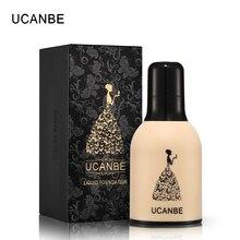 UCANBE Brand Milk Bottle Face Base Liquid Foundation Makeup Full Coverage Concealer Whitening Primer BB Cream Waterproof Lasting