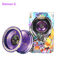 Demon S yoyo Professional Butterfly Metal Yoyo diabolo Aluminum High Precision Game Special Props Dead Sleep  auldey  yoyo