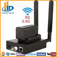 MPEG4 H.264 CVBS RCA AV Video Encoder BNC To IP Streaming Encoder Transmitter WIFI With RTMP RTMPS HLS UDP RTSP HTTP Multicast