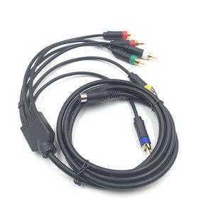 Image 5 - Dla SEGA Saturn RGB/RGBS RCA kompozytowy kabel do sony PVM BVM NEC XM UPSCALER BNC nie komponent