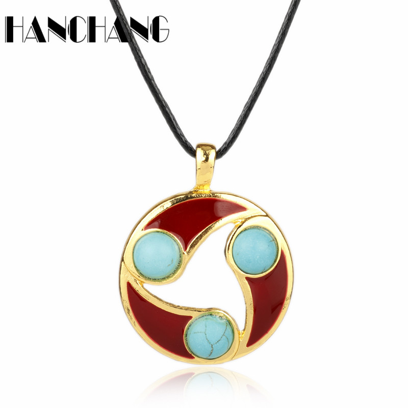 Hot Online Game Jewelry Dota 2 Pendant Necklace Leather Rope Chain Necklace Men Women Choker Necklace