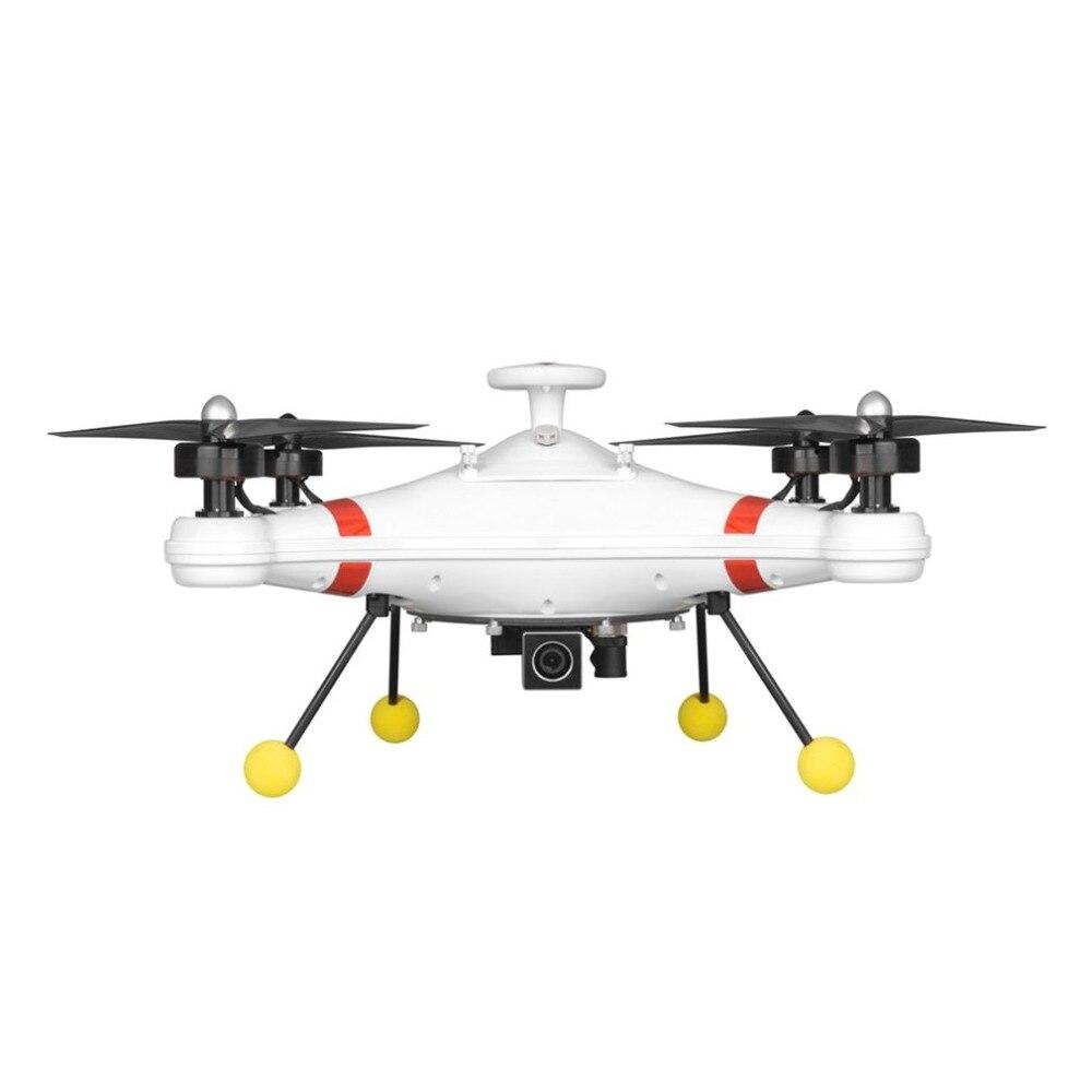 H480 sans brosse 5.8G FPV 700TVL caméra GPS quadrirotor avion aéronef sans pilote (UAV) avec OSD étanche professionnel pêche Drone caméra RC