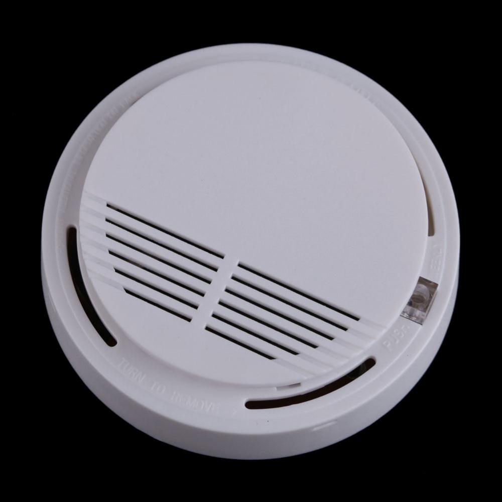 Rauchmelder Freies Verschiffen 433/315 Mhz Empfindliche Stabile Photoelektrische Drahtlose Rauchmelder Feuer Alarm Sensor Für Home Security Sicherheit Warmes Lob Von Kunden Zu Gewinnen
