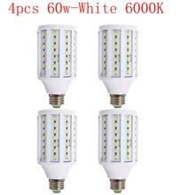 4 шт. 60 Вт Светодиодный светильник для фотостудии рассеиватель софтбокс светильник ing kit E27 6000K светодиодный светильник