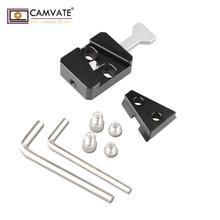 Camvate v lock 기지국 및 웨지 키트 c1820 카메라 사진 액세서리