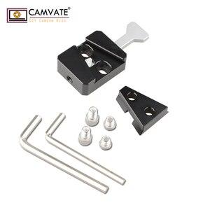 Image 1 - Camvate v lock 기지국 및 웨지 키트 c1820 카메라 사진 액세서리