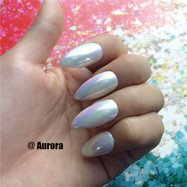 Tienda Online 1G-50g Aurora neón pigmento sirena polvo del camaleón ...