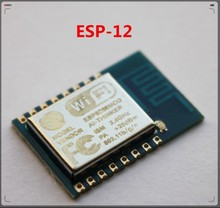 10 PCS/LOT ESP8266 serial WIFI WIF remote wireless control module models: ESP – 12