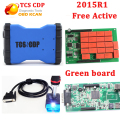 New VCI V2015.R1 Free Active TCS CDP Pro PLUS VCI TCS CDP Diagnostic Tool Tcs Scanner As CDP MVDIAG without bluetooth tcs cdp