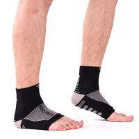 New Ankle Swelling Relief Compression Foot Sleeve Socks Men And Women Anti Fatigue Angel Circulation cycling socks