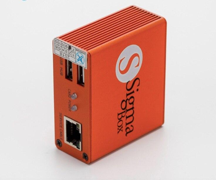 Entsperren werkzeug von Sigma Box für chinesische marke telefon.