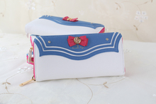 Princess sweet lolita bag Japanese fashion girl warrior anniversary edition of the 20 section of a long Purse Bag b005