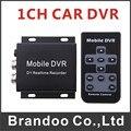 Retrovisor coche dvr HD dvr del coche de 1 canales con precio de fábrica de brandoo