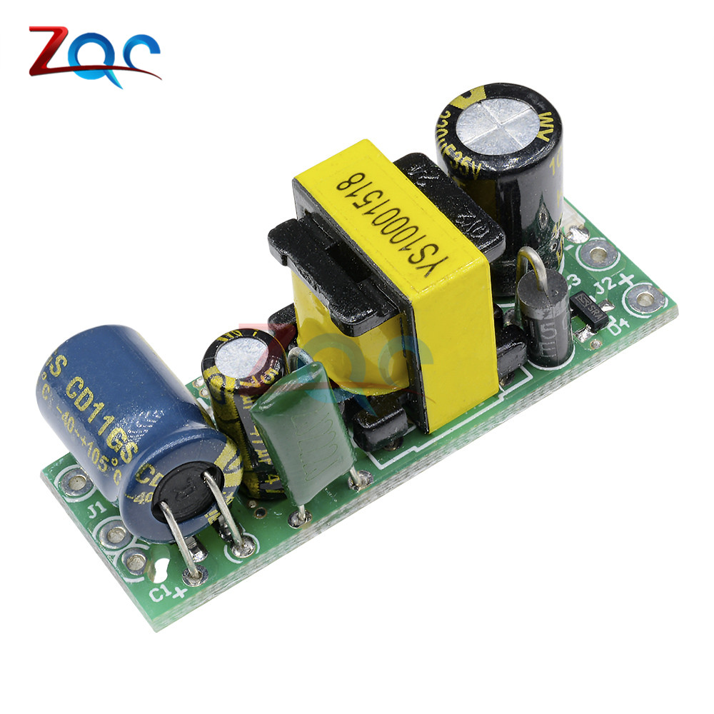 <font><b>220V</b></font> to <font><b>24V</b></font> AC-DC Isolated Step Down Power Buck Converter Step-down Power Supply <font><b>Transformer</b></font> 150mA 3.6W Power image