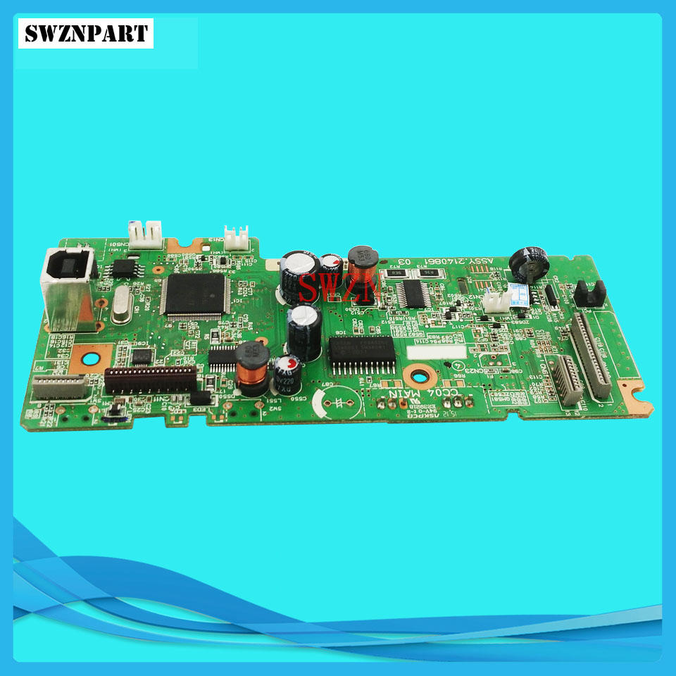 FORMATTER PCA ASSY Formatter Board logic Main Board MainBoard mother board for Epson L350 L351 2158979