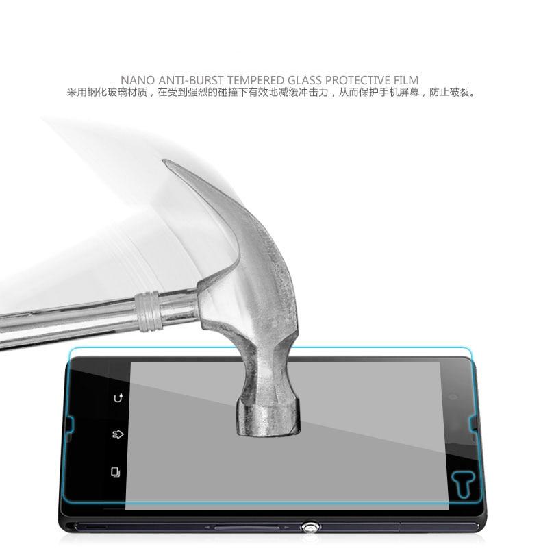 For xperia z Tempered Glass For Sony xperia Z L36H C6603 C6602 LT36 - Բջջային հեռախոսի պարագաներ և պահեստամասեր - Լուսանկար 3