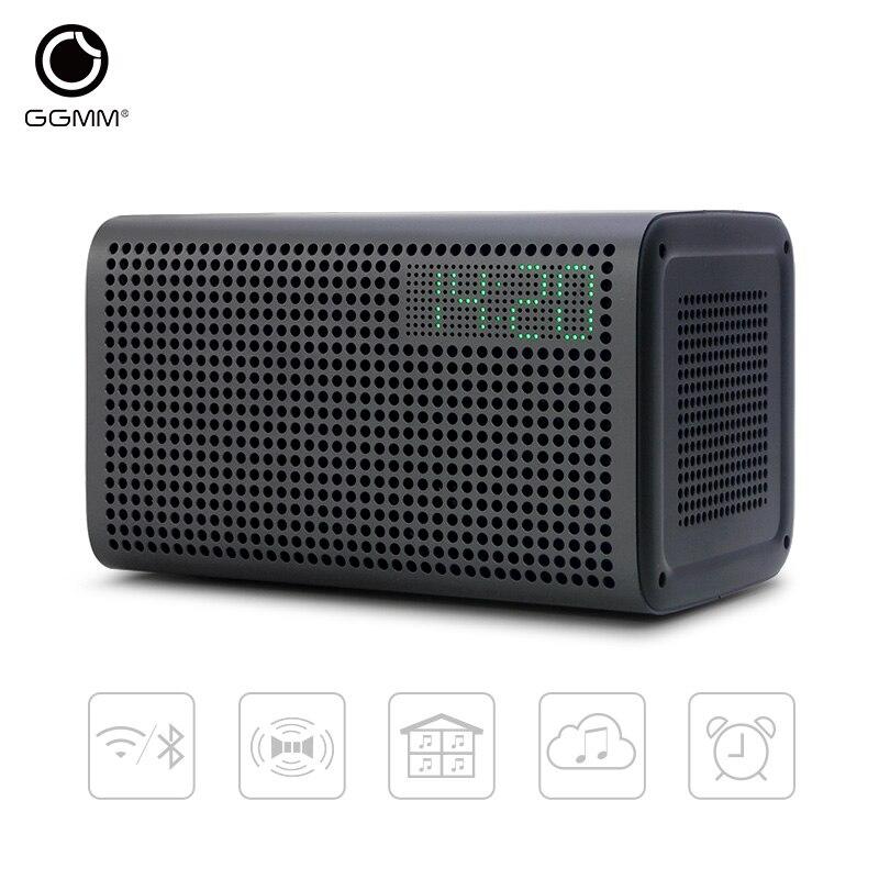 GGMM E3 WiFi Speaker Bluetooth Speakers Portables